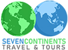Seven Continents Travel and Tours logo